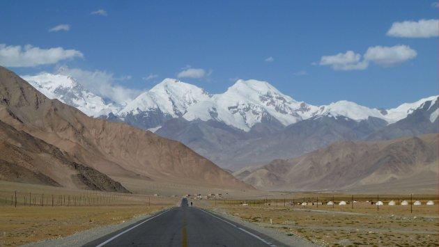 Karakorum gebergte