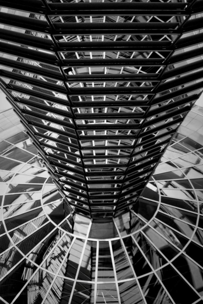 Architectuur van de Rijksdag