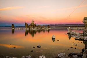 Sunset @ Mono Lake