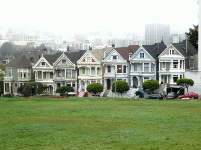 'Painted Ladies'