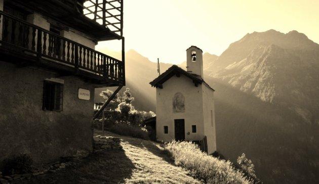 Alpenzu Gressoney Aosta