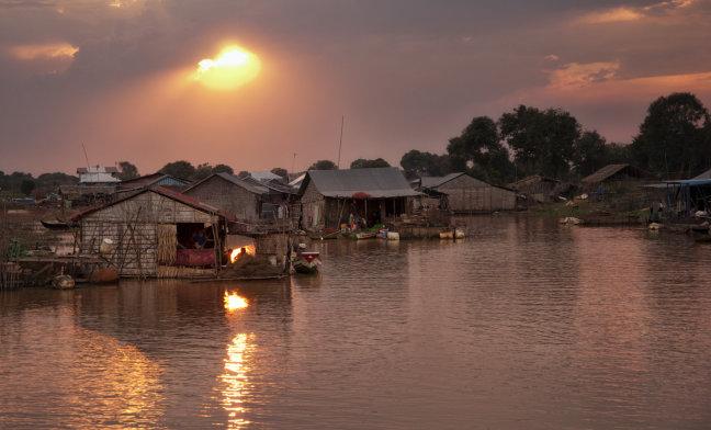 Tonlé Sapmeer
