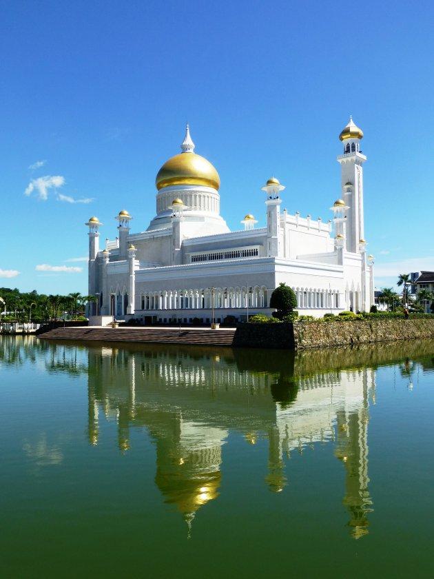 Sultan Omar Ali Saifuddin Moskee