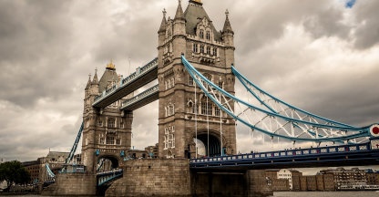 De Tower Bridge
