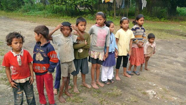 arme kinderen