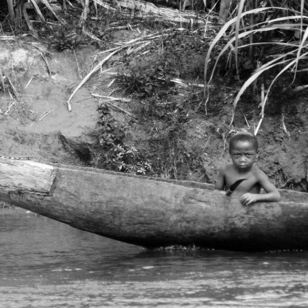 Duiveltje op het Pangalanes Canal