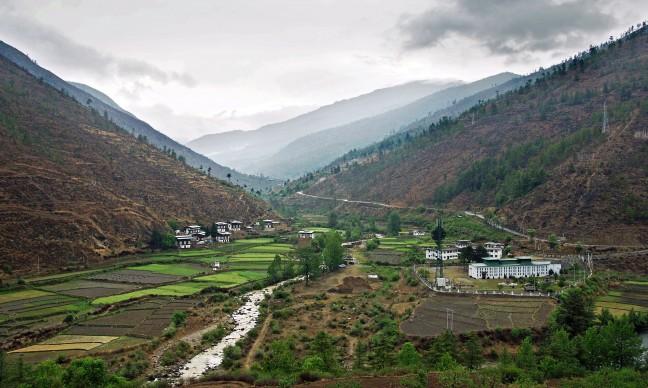 Een rondreis in Bhutan