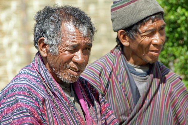 Werkkleding in Bhutan