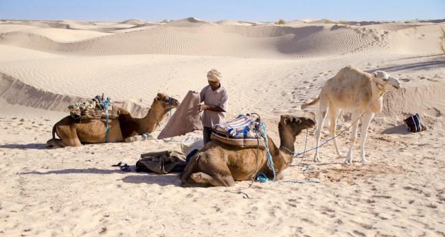 Hoogtepunt van mijn reis: de Sahara-excursie