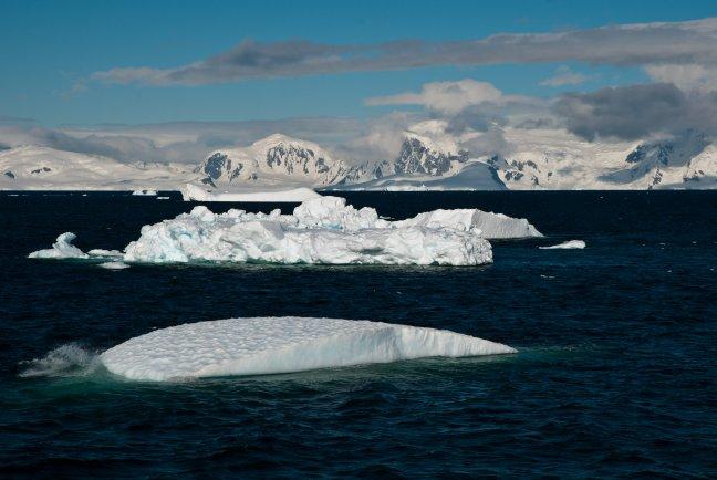Bergen en ijs
