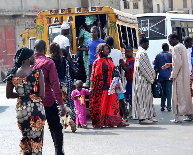 Bushalte Dakar