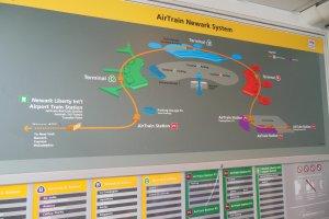 Simpel, snel en goedkoop: Neem de trein van Newark Airport naar Penn Station Manhattan New York