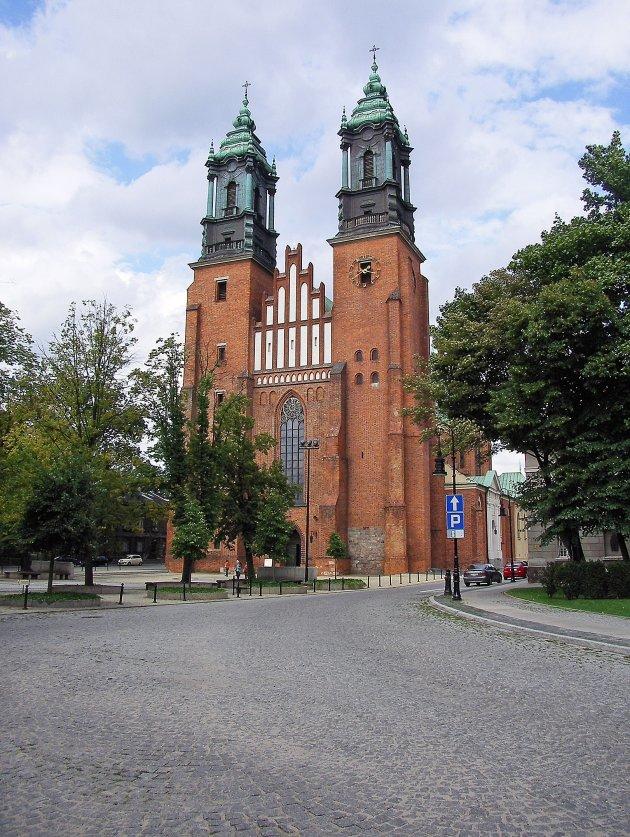 kathedraal Poznan