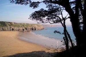 British Coast 4 - Barafundle Bay
