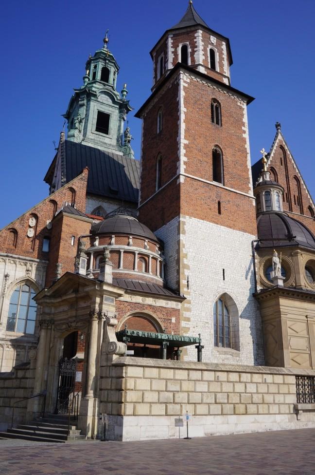 De Wawel burcht