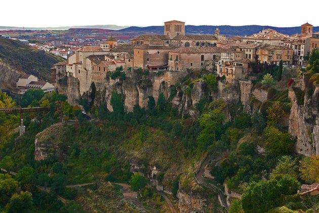 Cuenca on the rocks