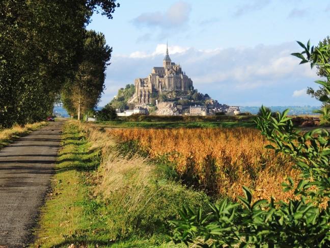 Mont Saint Michel anders.