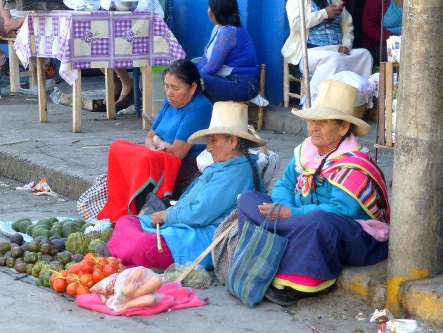 lokale vrouwen