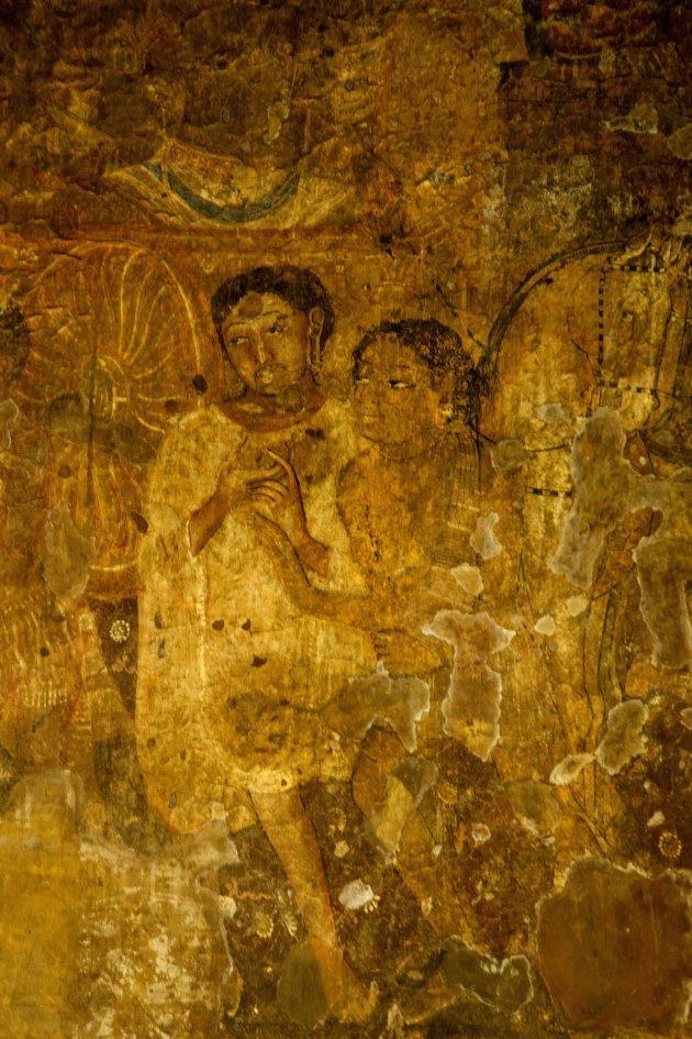 Muurschilderingen Ajanta