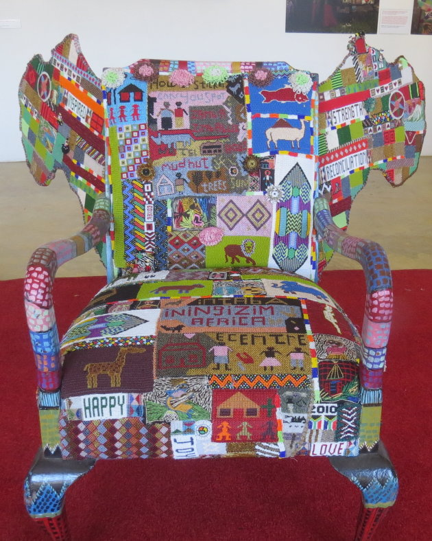 dreams for africa chair