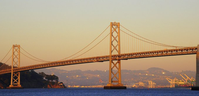 Golden Bridge !