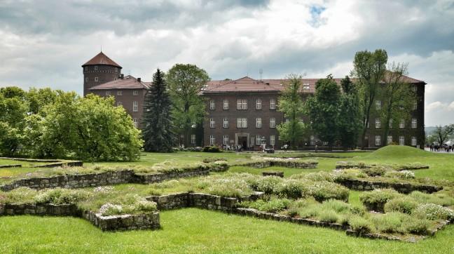 De Wawel, hart van Krakau