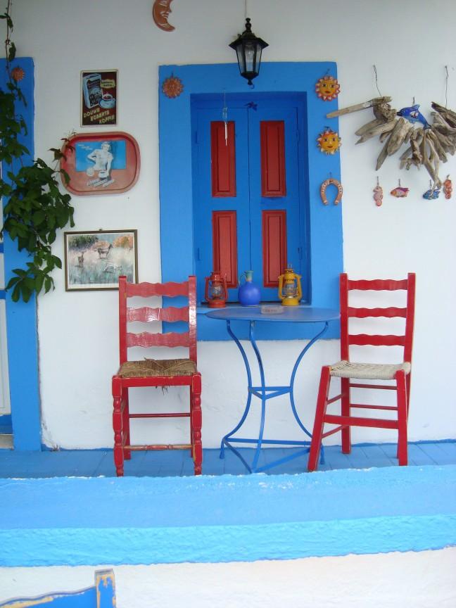Toeristisch dorpje Zia