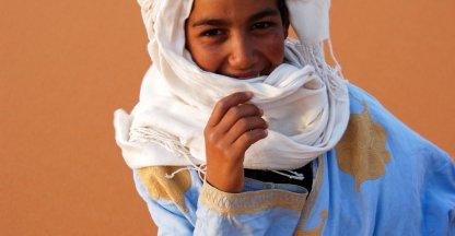 Erg chebbi, Marokko