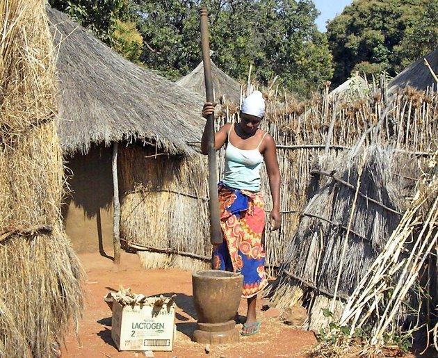Platteland Zambia