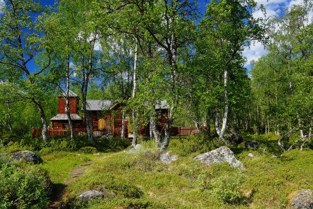 Wildeniskerk Pielpajarvi
