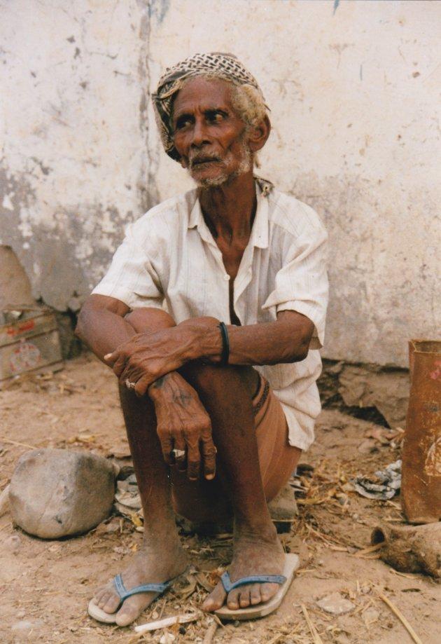 Een 'mokka'man