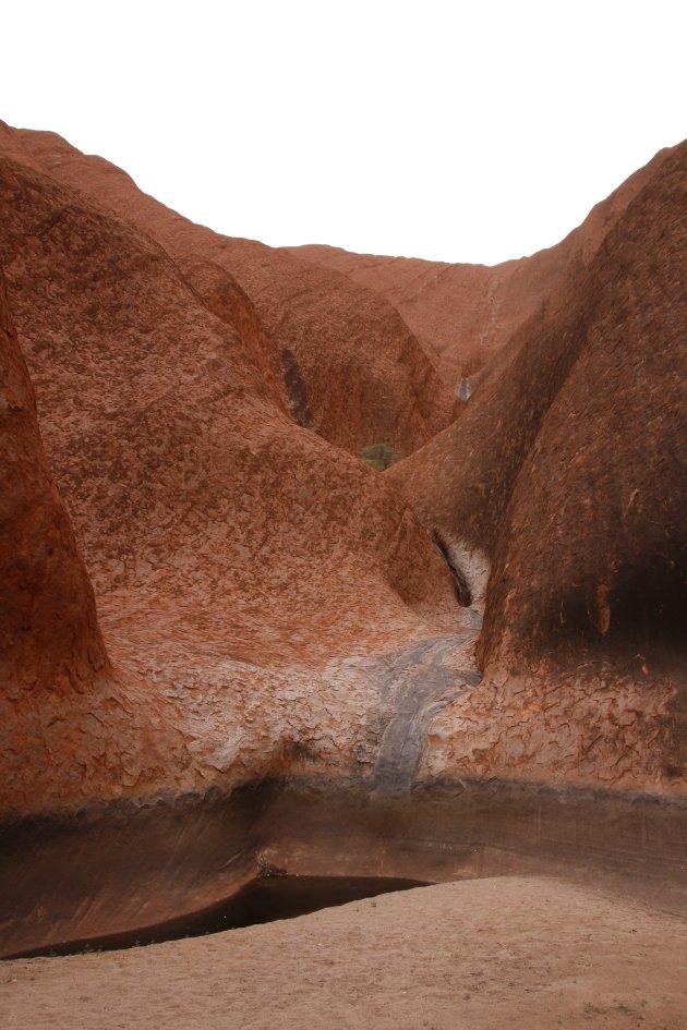 Heilige stille (water)plek Aboriginals
