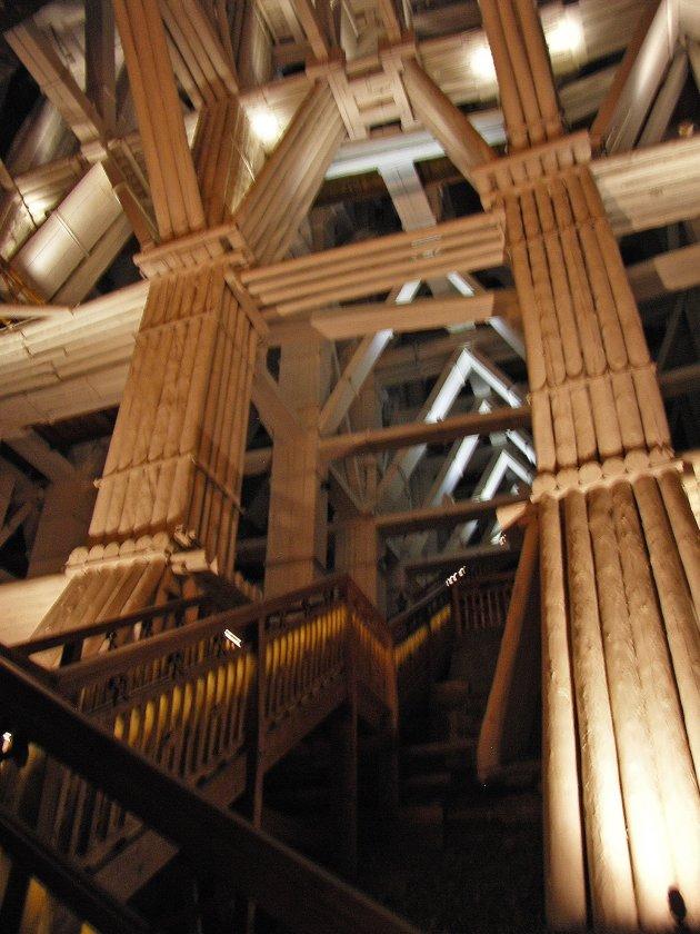 zoutmijn Wieliczka