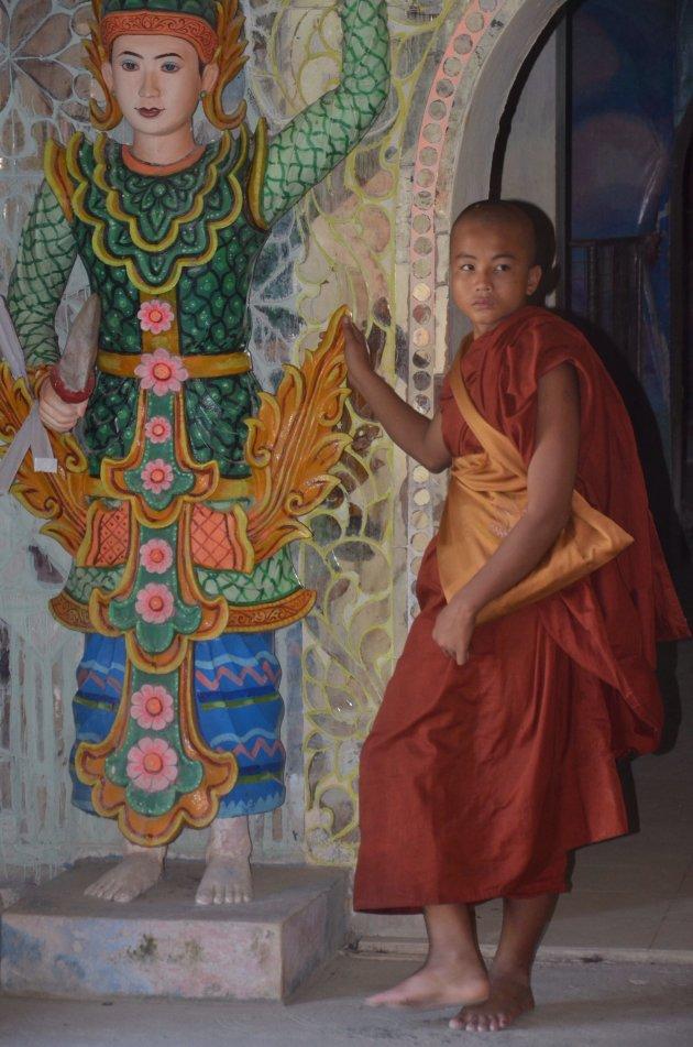 Uit het leven van de Boeddha
