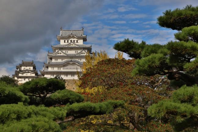 Himeji highlight castle