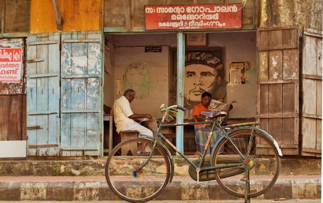 Dagelijks leven in Cochin