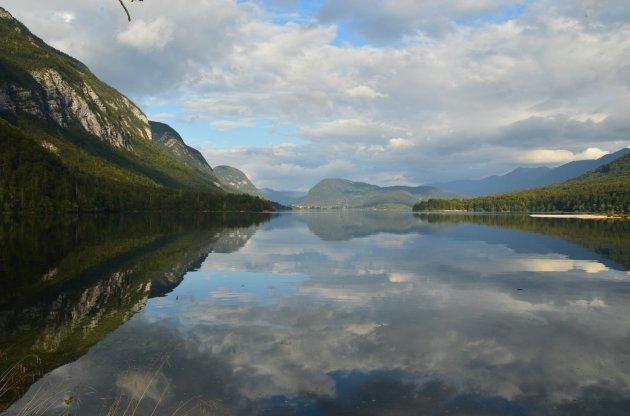 Ukanc, Lake Bohinj