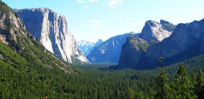 Yosemite NP!