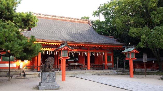 Ichinomiya Sumiyoshi Shrine