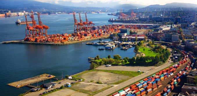 Haven van Vancouver