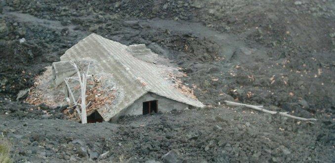 onder de lava
