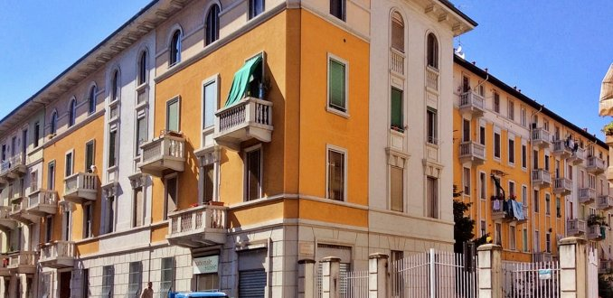 appartement in Milano