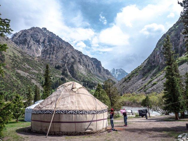 Kirgizië ten voeten uit