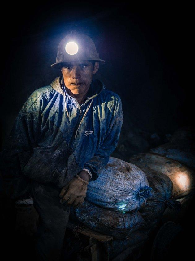 Mijnwerkersleven
