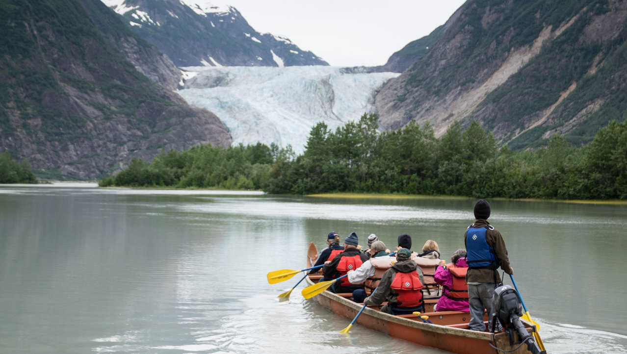 Wildernis safari naar Glacier Point