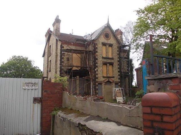 De verlaten wijken van Liverpool