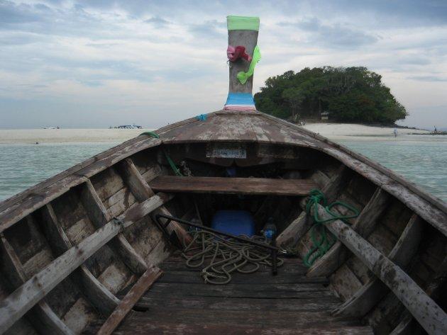 Het mooie zuiden van Thailand