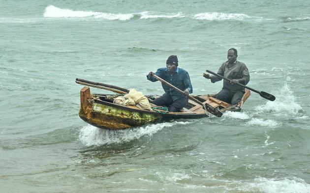 Traditionele vissers