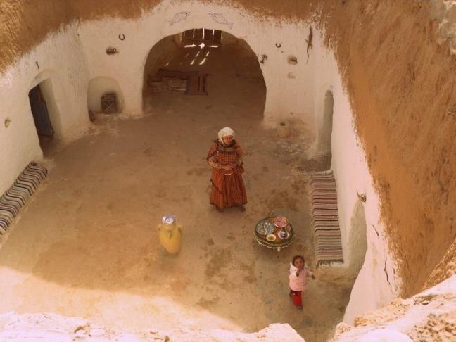 Grotwoning in Tunesië