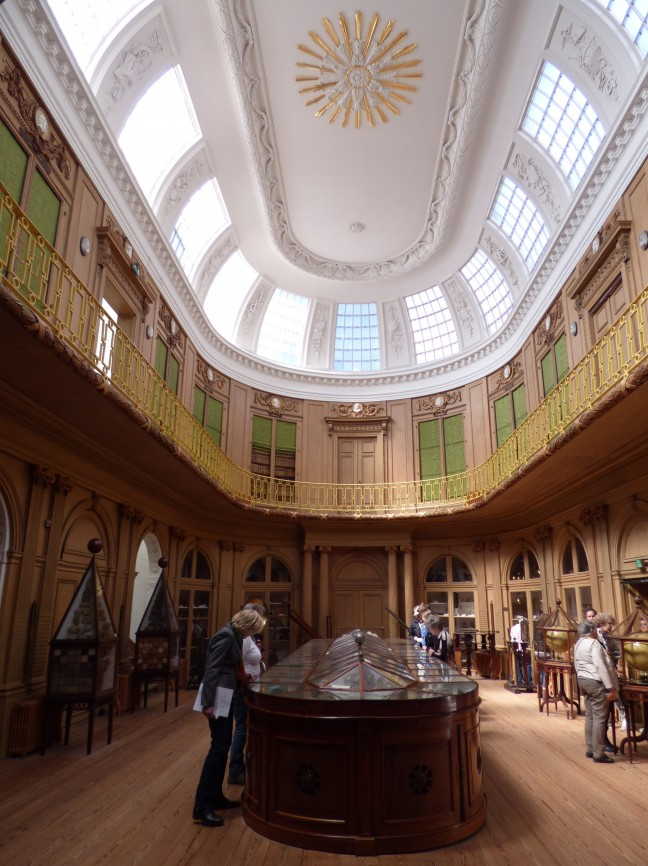 Oudste museumzaal van ons land